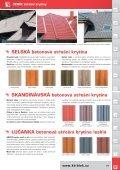 CENÍK střešní krytiny - KB - BLOK systém, sro - Page 7