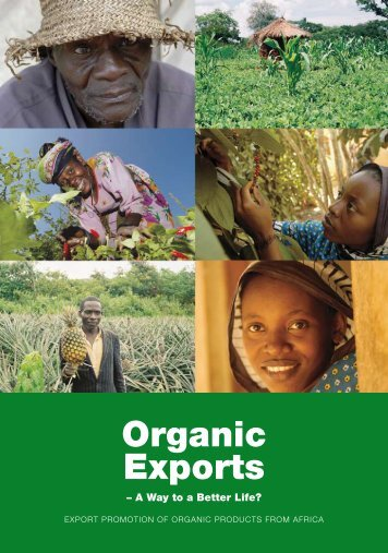 Organic Exports - a way to - Grolink