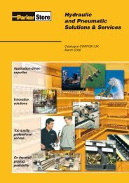 Hydraulic and Pneumatic Solutions & Services