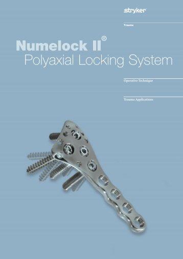 Numelock II, Stryker - ShoulderDoc.co.uk