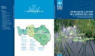 pochette de présentation - Agence de l'Eau Seine Normandie