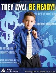 Teaching Kids the Economics of Life - Junior Achievement of ...