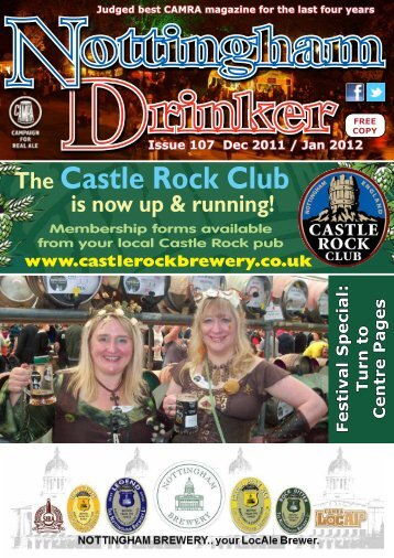 The Castle Rock Club - Nottingham CAMRA