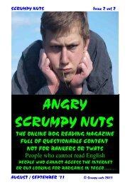 JULY '11 SCRUMPY NUTS - Mag 4 Live Music