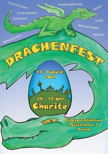 Einladung zum Drachenfest - Kulturelle Bildung