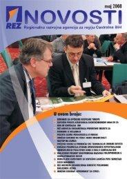 REZ Novosti: Maj / Svibanj 2008