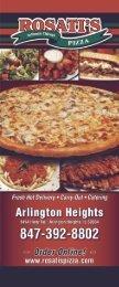 ton Heights - Rosati's Pizza