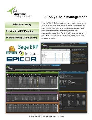 Spec Sheet - E2B - Anytime Commerce