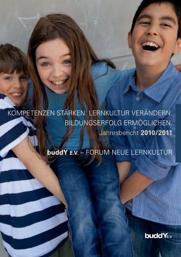 Geschäftsbericht 2010/2011 - buddY EV