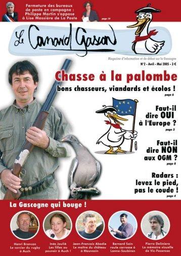 N°2 - Le Canard Gascon