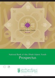 Prospectus Prospectus - National Bank of Abu Dhabi