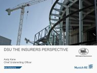 Andy Kane - CILA/The Chartered Institute of Loss Adjusters