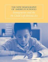 The New Demography of America's Schools - Urban Institute