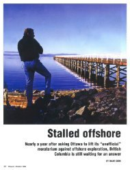 Stalled offshore - Ugly Mugs Writing & Editing