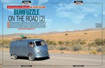 """Sur les chemins du Monde en VW """"Combi"""" de 1958 - Bumfuzzle"""