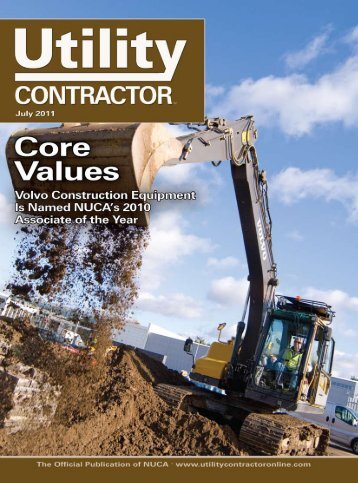View Full July PDF Issue - Utility Contractor Magazine