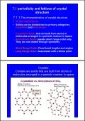 Chapter 7 Introduction to Crystallography - Page 2