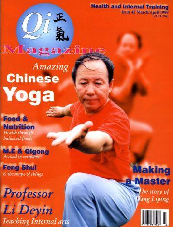 Issue 42 - Tse Qigong Centre