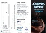 l`assistenza ostetrica alla gravidanza fisiologica - DYD medicina ...