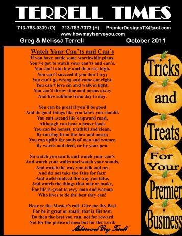 October 2011 - Howmayiserveyou.com