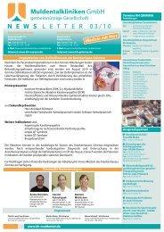 3. Quartal 2010 - Krankenhaus Wurzen
