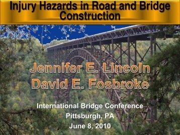 Hazards in Road and Bridge Construction - National Work Zone ...