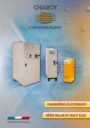 L'eau chaude du futur SÉRIE RELAX ET MULTI ... - NumerEbook