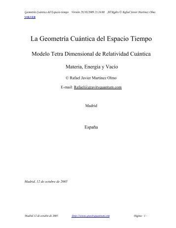 geometria cuantica.pdf - Cosmofisica