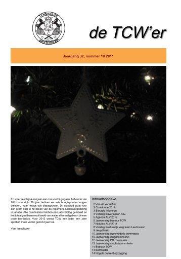 december 2011 - TC Westerbork