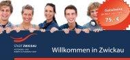 Willkommen in Zwickau - Graf Text