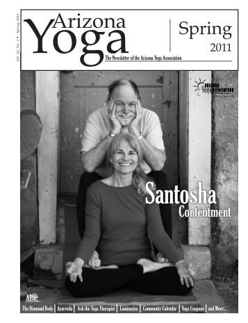 Santosha - Arizona Yoga Association