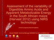 Diapositive 1 - AFMA