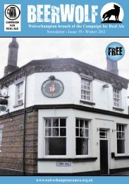 Acrobat PDF file (3.4MB) - Wolverhampton Campaign for Real Ale