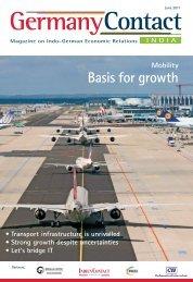 Basis for growth - German Centre Delhi.Gurgaon