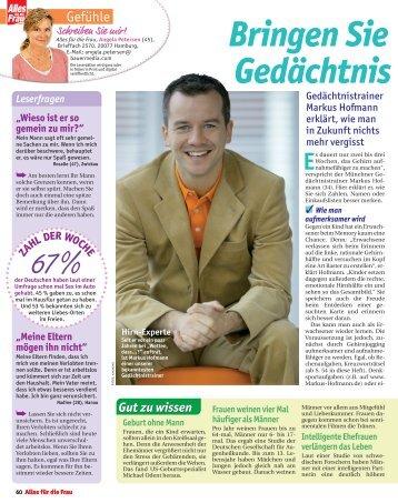 67 % - Markus Hofmann