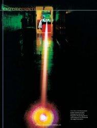 Extreme Light - Scientific American Digital