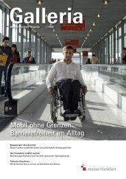 Mobil ohne Grenzen: Barrierefreiheit im Alltag - Messe Frankfurt