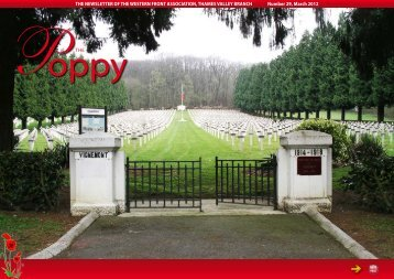 The_Poppy_March_2012.pdf - The Western Front Association