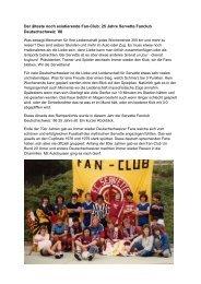 Der älteste noch existierende Fan-Club: 25 Jahre ... - Super Servette