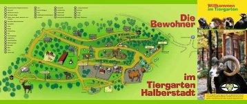 Die Bewohner im Tiergarten Halberstadt im Tiergarten Halberstadt ...