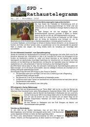 Nummer 26 - November06\374 - SPD-Fraktion im Erlanger Stadtrat
