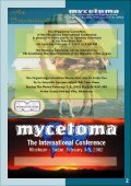 The 3rd International Conference of Mycetoma Khartoum Sudan ... - Page 2
