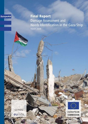 Final Report Damage Assessment and Needs Identification in the ...