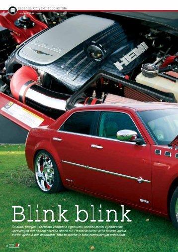 Recenzia: Chrysler 300C airride - AutoTuning.sk