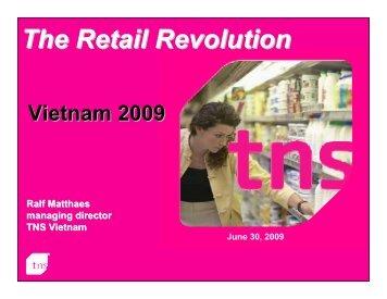 The Retail Revolution - Hong Kong Business Association Vietnam