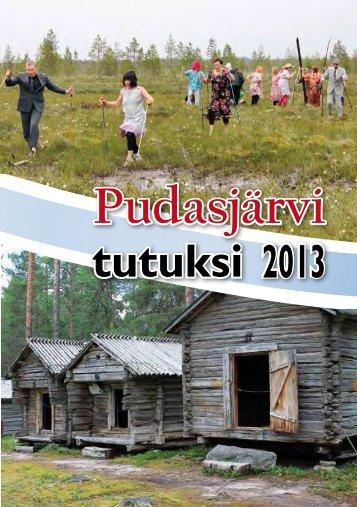 Pudasjärvi-lehti ja VKK-Media Oy