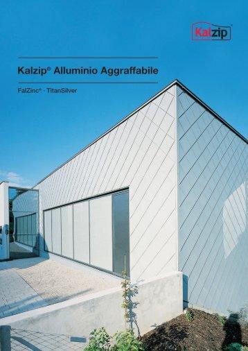 Kalzip® Alluminio Aggraffabile
