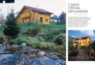 Hors-série n°8 (Chalet dans les Vosges) - Chalet & Maison bois Poirot