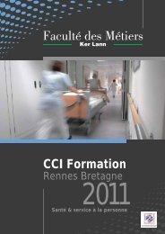 CCI Formation - CCI Rennes