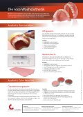 Prospekt Aesthetic Denture Wax - Candulor - Seite 2